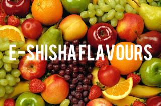 Electronic Shisha Fruit Flavours