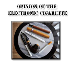 electronic cigarette opinion